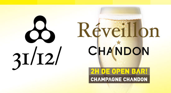 Reveillon Anzu Club 2013