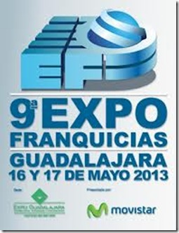 movistar novena expofranquicias en guadalajara 2013