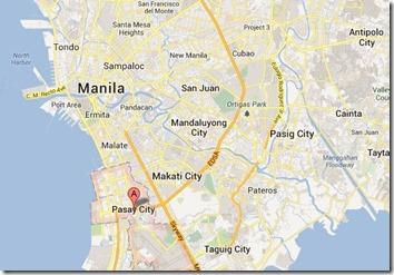 Pasay Manilla