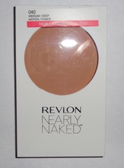 Revlon Nearly Naked Pressed Powder Medium Deep