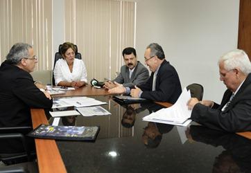 Reunio presidente governadora cooperativismo