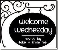 WelcomeWednesday