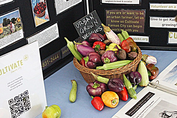 Farm Aid Booth 10