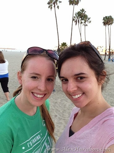 2014_Shaklee_Global_conference_Long_Beach_me_and_Christy