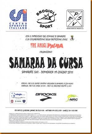 2011.06.19 Samaraa da Cursa, Samarate_Page_1