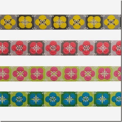 mosaic floral tiles