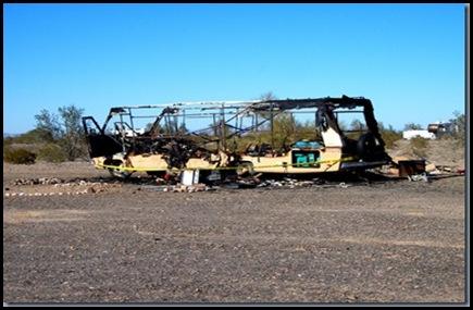 Burnt RV