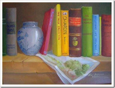 Painting,Books