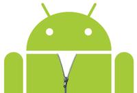 android unzip apk