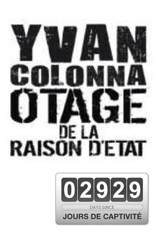 Yvan Colonna comptatge 110711