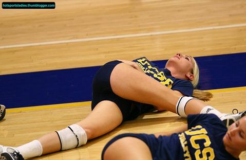 волейбол в шорты эро фото