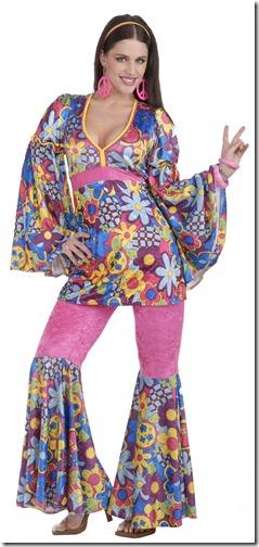 disfraz de hippie (2)