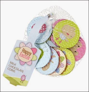 Tesco Easter Chocolate Coins