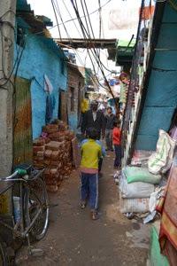 Delhi Camp Street Scene 005