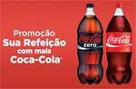 promocao sua refeicao com mais coca-cola