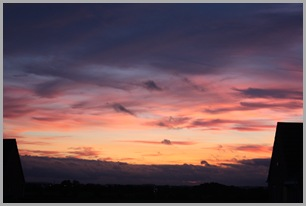 10th October Sunset!