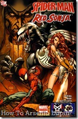 P00001 - SpiderMan Red sonja #1