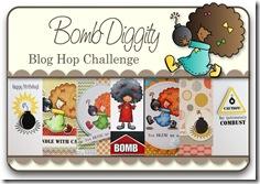 BombDiggity Blog Hop Challenge