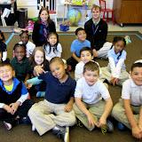 WBFJ Cici's Pizza Pledge - Mineral Springs Elementary - Ms. Gavin's 1st Grade Class - Winston-Salem