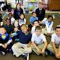 WBFJ Cicis Pizza Pledge - Mineral Springs Elementary - Ms. Gavins 1st Grade Class - Winston-Salem