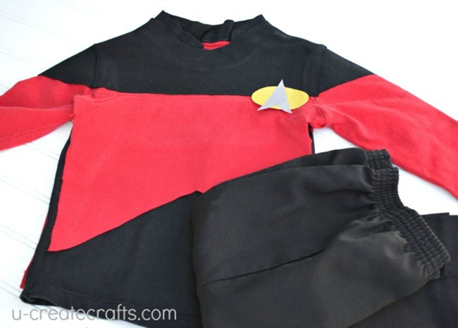 Star Trek Costume 3