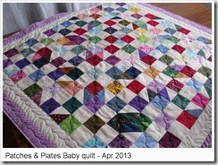 P&amp;P-quilting