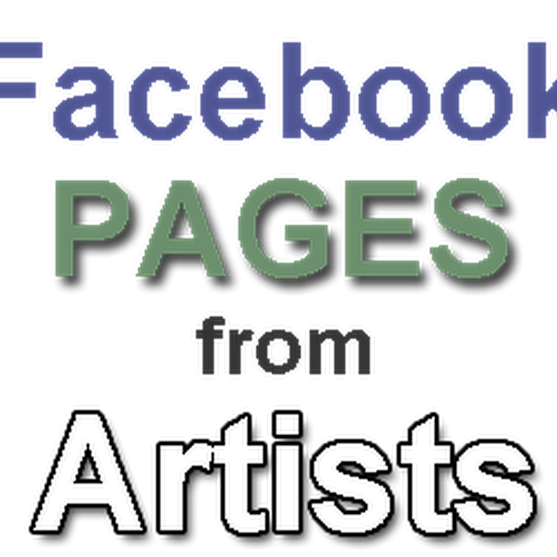 Artists with Facebook Pages - Renie Britenbucher - Keri Keene - Full Art Spectrum