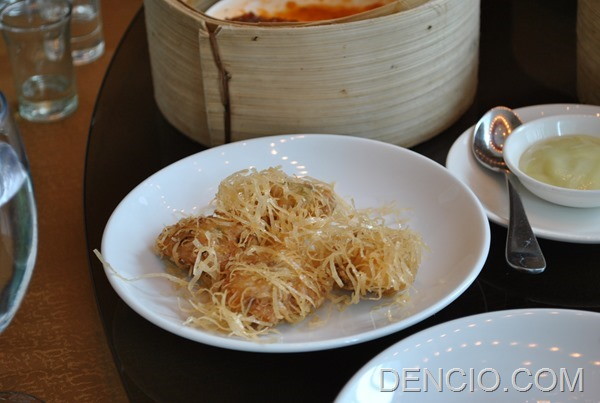 Xin Tian Di Restaurant Dim Sum Buffet unlimited 38