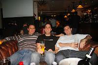 Brad, Gerrod, and Ali