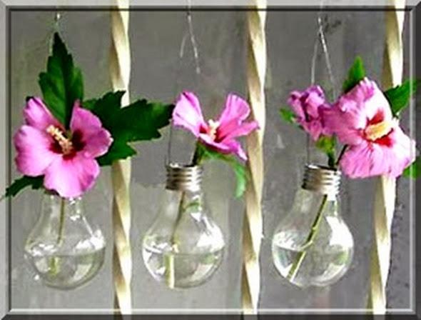vasos-de-flores-diferente-decoração-de-casa-com-plantas