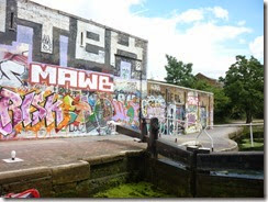 2 graffiti wall hertford union bottom lock