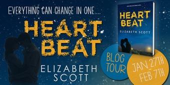 {Guest Post+Giveaway} Heartbeat by Elizabeth Scott