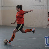 16.09.2012 NDU Futsal Feminino - Unip Marginal