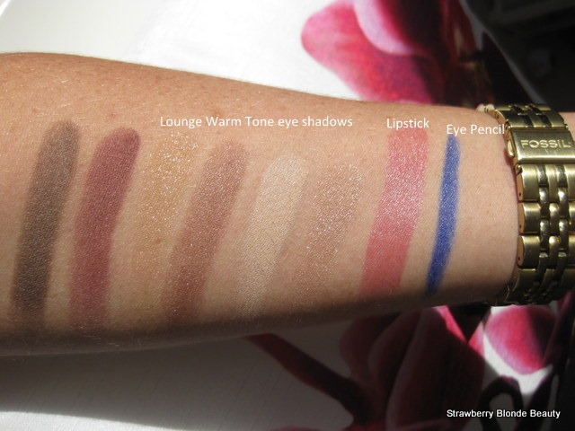 Kiko Dark Heroine swatches