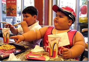 fast-food Effect