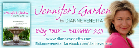 Jennifer's Garden Blog Tour Banner