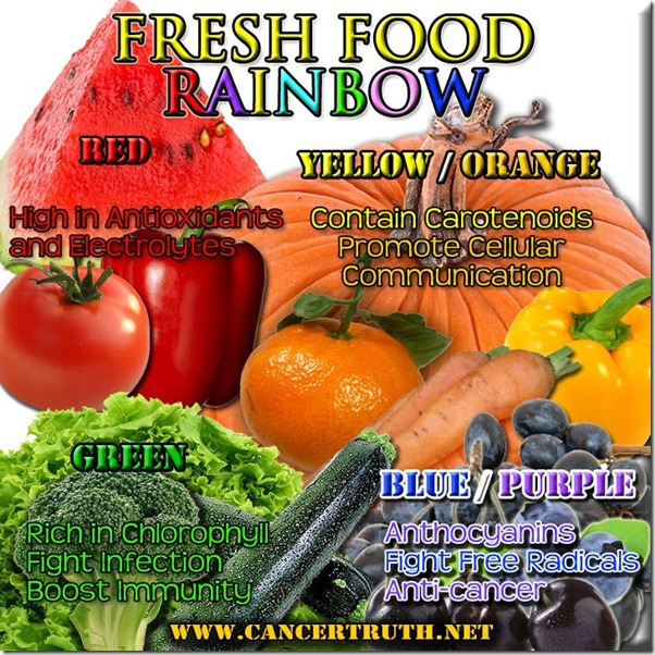 Fresh Food – Rainbow