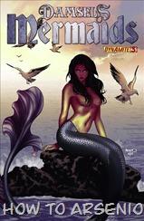 P00018 - Damsels Mermaids #3