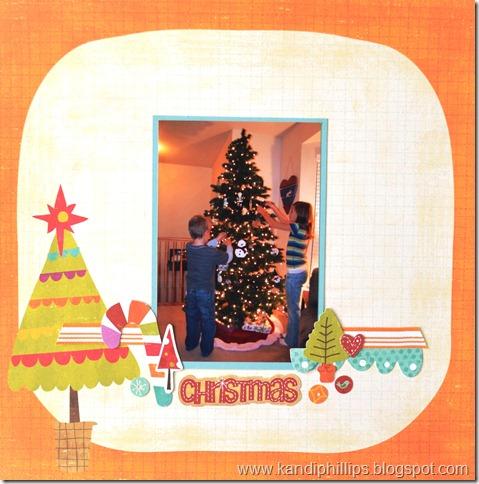Christmas - Gwynie