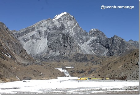 Lobuche East Acampamento Base