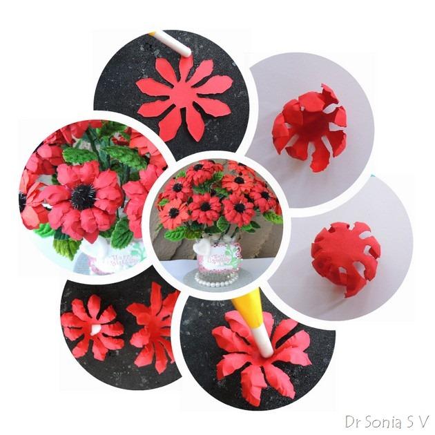 Handmade Flowers 3