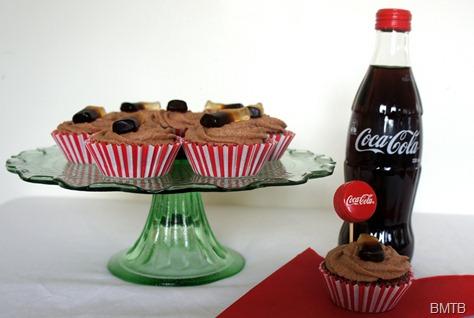 Coke Cupcakes