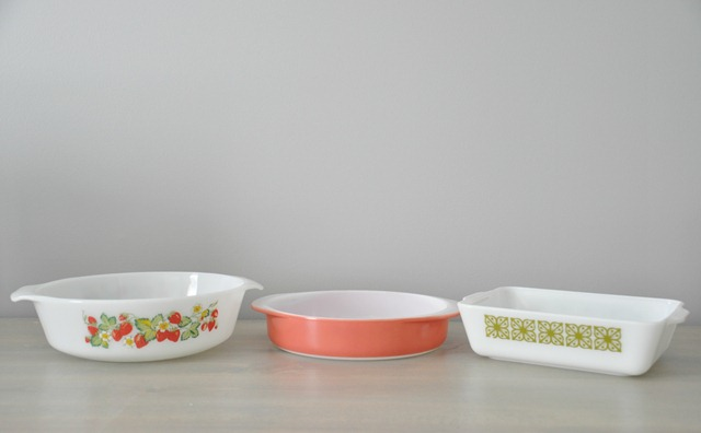 Vintage Pyrex