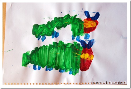 Very Hungry Caterpillar ~ Our Aussie Homeschool