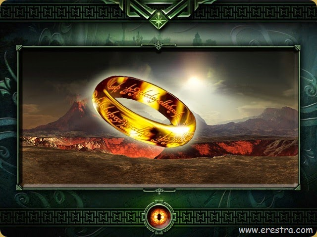 the ring at mordor copy