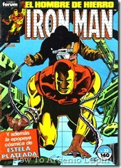 P00076 - El Invencible Iron Man #183