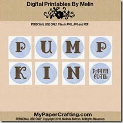 pumpkin patch ltrs ppr-dp-325