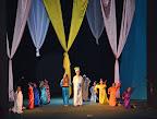 Галерея Учащиеся ДШИ №6 на сцене Харьковского ТЮЗа 24 декабря 2011