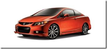 2012 Honda Civic Si Coupe HFP (SEMA)