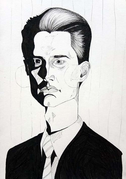 agent dale cooper med